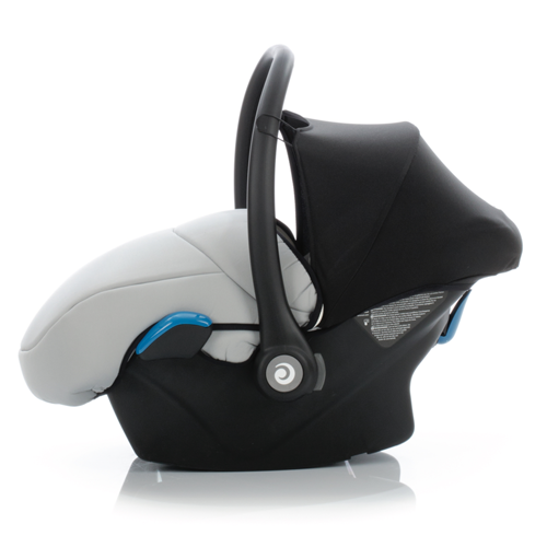The engineers at TUTIS have applied the latest technologies in order to create a safe, stylish and comfortable car seat for your baby. A safe and comfortable journey for your baby will be ensured by the easy fastening of the car seat to the stroller's frame and ISOFIX base.