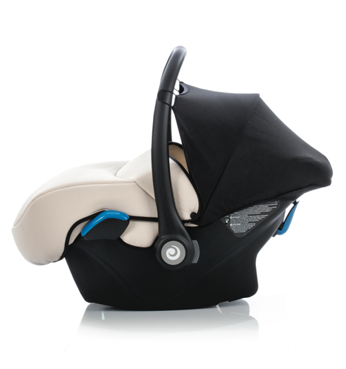 Zille car seat model 005 chateau grey